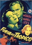 Slattery's Hurricane - Spanish Movie Poster (xs thumbnail)