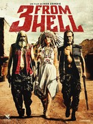 Three From Hell - French DVD movie cover (xs thumbnail)