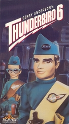 Thunderbird 6 - VHS cover (xs thumbnail)