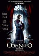El orfanato - Swiss Movie Poster (xs thumbnail)