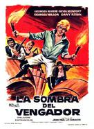 Mandrin - Spanish Movie Poster (xs thumbnail)