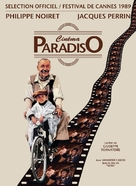 Nuovo cinema Paradiso - French Movie Poster (xs thumbnail)