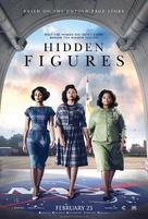 Hidden Figures - Lebanese Movie Poster (xs thumbnail)