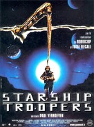 Starship Troopers - French Movie Poster (xs thumbnail)
