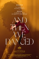 And Then We Danced - British Movie Poster (xs thumbnail)