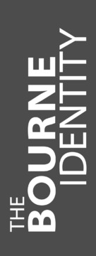 The Bourne Identity - Logo (xs thumbnail)