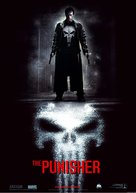 The Punisher - German Movie Poster (xs thumbnail)
