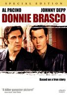 Donnie Brasco - DVD cover (xs thumbnail)