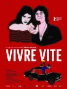Deprisa, deprisa - French Re-release poster (xs thumbnail)