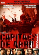 Capitães de Abril - Portuguese DVD cover (xs thumbnail)