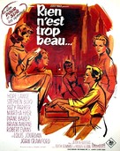 The Best of Everything - French Movie Poster (xs thumbnail)