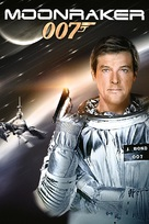 Moonraker - DVD movie cover (xs thumbnail)