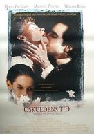 The Age of Innocence - Swedish Movie Poster (xs thumbnail)
