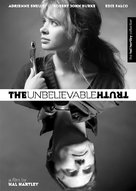 The Unbelievable Truth - DVD cover (xs thumbnail)