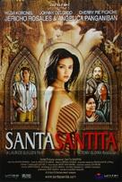 Santa Santita - Philippine Movie Poster (xs thumbnail)