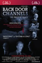 Back Door Channels: The Price of Peace - Movie Poster (xs thumbnail)