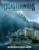Disaster Wars: Earthquake vs. Tsunami - DVD cover (xs thumbnail)