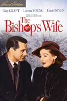 The Bishop's Wife - DVD cover (xs thumbnail)