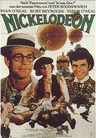 Nickelodeon - German Movie Poster (xs thumbnail)