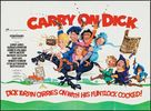 Carry on Dick - British Movie Poster (xs thumbnail)