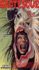 The Grotesque - VHS cover (xs thumbnail)