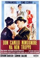 Don Camillo monsignore ma non troppo - Italian Movie Poster (xs thumbnail)