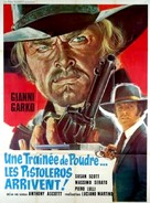 Una nuvola di polvere... un grido di morte... arriva Sartana - French Movie Poster (xs thumbnail)