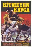 Mandingo - Turkish Movie Poster (xs thumbnail)