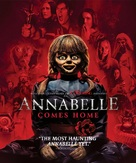 Annabelle Comes Home - Movie Cover (xs thumbnail)