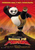 Kung Fu Panda - Hungarian Movie Poster (xs thumbnail)