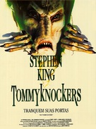 """The Tommyknockers"" - Brazilian Movie Poster (xs thumbnail)"