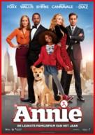 Annie - Dutch Movie Poster (xs thumbnail)