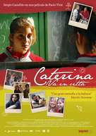 Caterina va in città - Spanish Movie Poster (xs thumbnail)