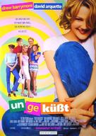 Never Been Kissed - German Movie Poster (xs thumbnail)