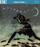 Nosferatu, eine Symphonie des Grauens - British Blu-Ray movie cover (xs thumbnail)