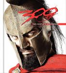 300 - Blu-Ray movie cover (xs thumbnail)