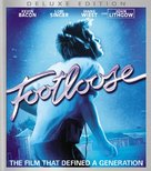 Footloose - Blu-Ray movie cover (xs thumbnail)