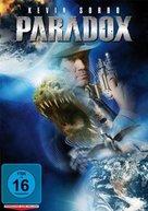 Paradox - German DVD cover (xs thumbnail)
