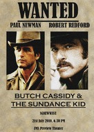 Butch Cassidy and the Sundance Kid - Singaporean Movie Poster (xs thumbnail)