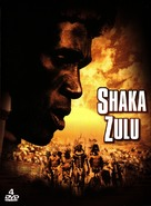 """Shaka Zulu"" - French DVD movie cover (xs thumbnail)"