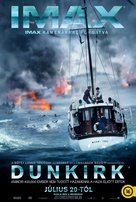 Dunkirk - Hungarian Movie Poster (xs thumbnail)