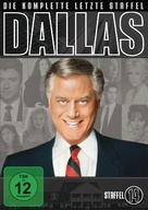 """Dallas"" - German DVD cover (xs thumbnail)"