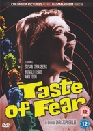 Taste of Fear - British DVD cover (xs thumbnail)