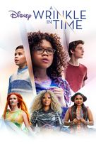 A Wrinkle in Time - Movie Cover (xs thumbnail)
