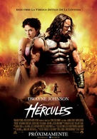 Hercules - Argentinian Movie Poster (xs thumbnail)