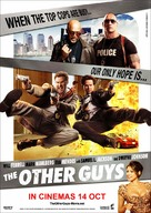 The Other Guys - Malaysian Movie Poster (xs thumbnail)