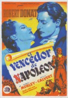 The Young Mr. Pitt - Spanish Movie Poster (xs thumbnail)