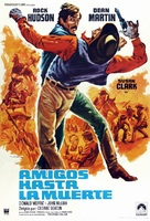 Showdown - Spanish Movie Poster (xs thumbnail)