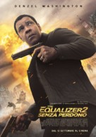 The Equalizer 2 - Italian Movie Poster (xs thumbnail)