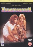 Rote Lippen, Sadisterotica - British DVD cover (xs thumbnail)
